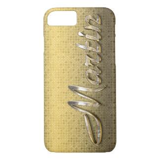 """""""Martin"""" Custom Monogram iPhone 7 Case"""