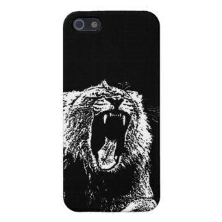 Martin Garrix' Animals Lion Tiger Roar Case For iPhone 5/5S