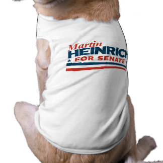 Martin Heinrich for Senate Shirt