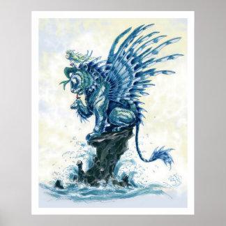 Martin Hsu - Tiger Fish Poster