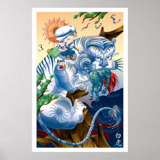 Martin Hsu - Tiger Poster