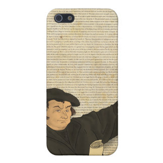 Martin Luther 95 Theses iPhone Case iPhone 5/5S Cases