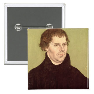 Martin Luther 15 Cm Square Badge