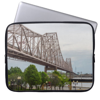 Martin Luther Bridge Laptop Sleeve