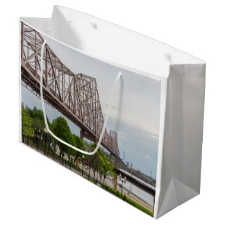 Martin Luther Bridge Large Gift Bag