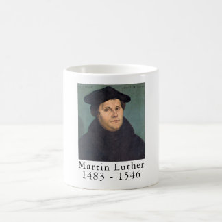 Martin Luther Coffee Mug