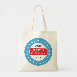 Martin O'Malley 2016 Budget Tote Bag
