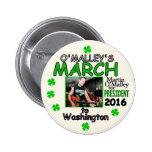 Martin O'Malley for President 2016 Pin