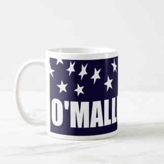 Martin O'Malley President 2016 American Flag Coffee Mug