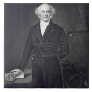 Martin Van Buren, 8th President of the United Stat Ceramic Tiles