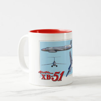 Martin XB-51 Coffee Mug