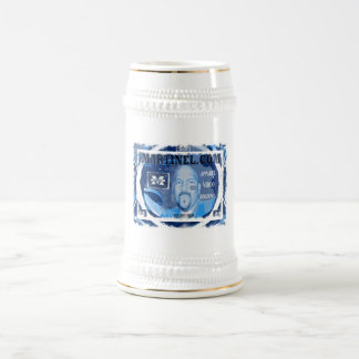 MARTINEL.com LOGO Beer Steins