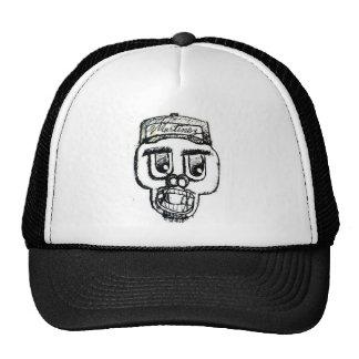 Martinez Monkey Trucker Hat