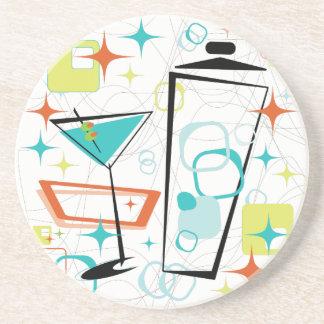 Martini A Go-Go! Coaster