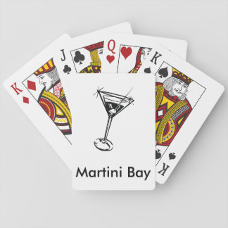 Martini Bay Playing Cards