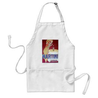 Martini design standard apron