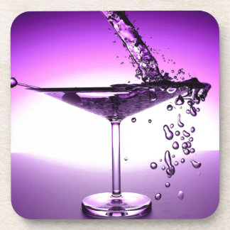Martini Drink Coaster