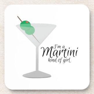 Martini Girl Coaster