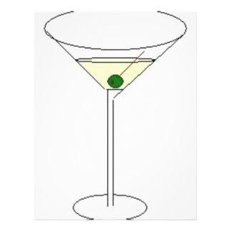 Martini Glass Flyer