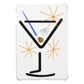 Martini Glass iPad Mini Cover