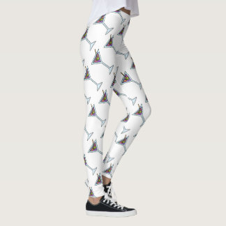 MARTINI GLASS LEGGINGS