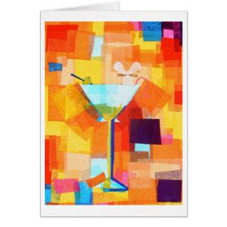 Martini Mouse Card