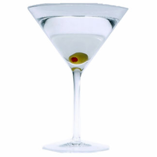 Martini Photo Sculpture