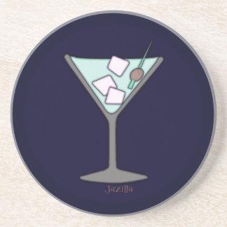 Martini Quick Sky Drink Coaster