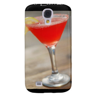 Martini Time Samsung Galaxy S4 Cases