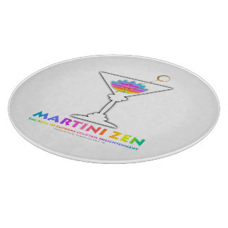 Martini Zen GLASS CUTTING BOARDS