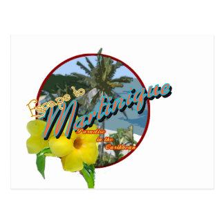 martinique2 postcard