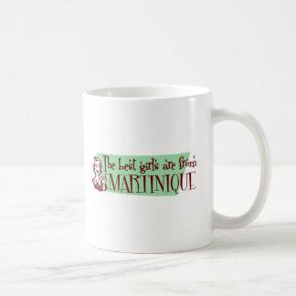 MARTINIQUE COFFEE MUG