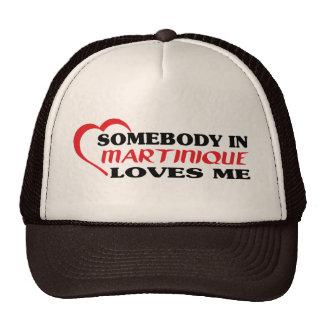 MARTINIQUE HAT