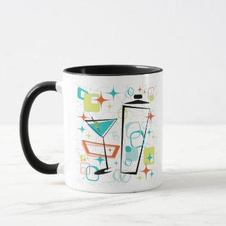 Martinis A Go-Go Coffee Mug