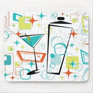 Martinis A Go-Go Mouse Pad