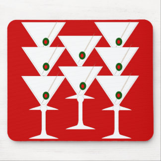Martinis Anyone? Mouse Pad