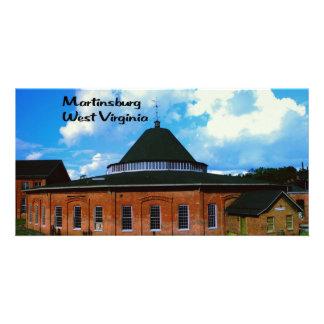 Martinsburg West Virginia Custom Photo Card