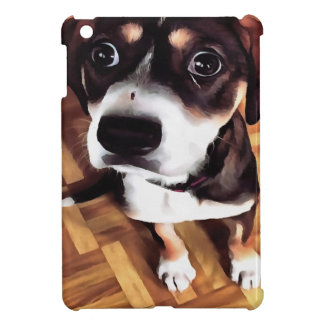 Marty The Soulful Eyed Dog Case For The iPad Mini