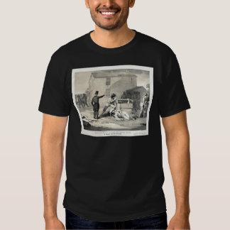 Martyrdom of Joseph & Hiram Smith in Carthage Jail T-shirts