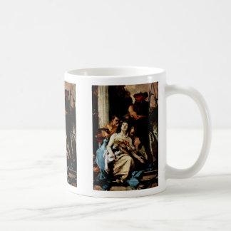 Martyrdom Of St. Agatha Mug