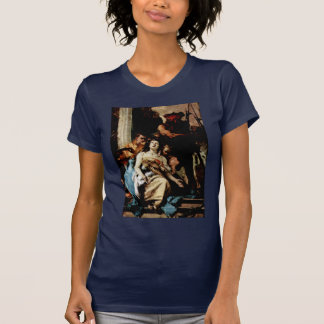 Martyrdom Of St. Agatha Tee Shirt