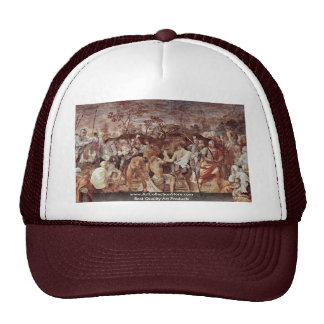 Martyrdom Of St. Andrew Mesh Hats