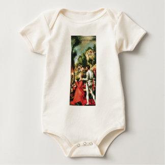 Martyrdom of St. Catherine Baby Bodysuit