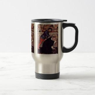 Martyrdom Of St. Peter Martyr Mug