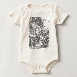 'Martyrdom of the Ten Thousand' Baby Bodysuit