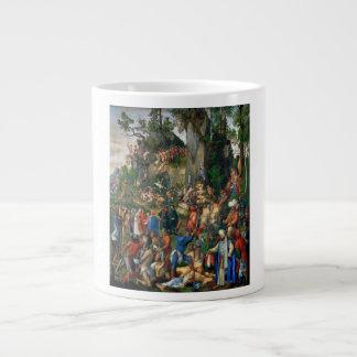 Martyrdom of the Ten Thousand by Albrecht Dürer Jumbo Mug