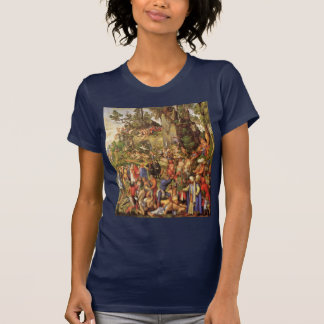 Martyrdom Of The Ten Thousand Christians Tees