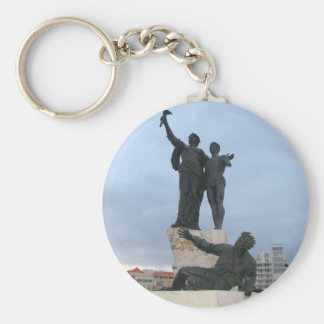 Martyrs Square Key Ring