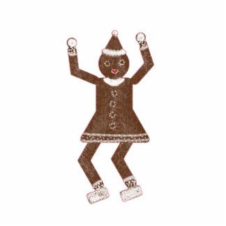 Martzkin Christmas Cookie Ornament Photo Sculpture Decoration