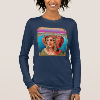 Maru Exotic Woman Boho Long sleeved Tee